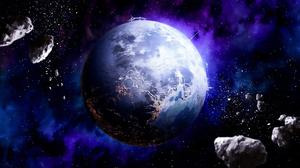 Galaxy Meteor Planet 1920x1267 wallpaper