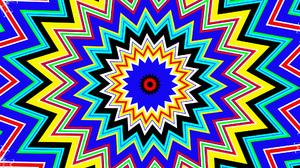 Artistic Digital Art Colors Pattern Shapes Colorful 1920x1080 Wallpaper