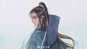 Lan Wangji Lan Zhan 2048x1152 Wallpaper