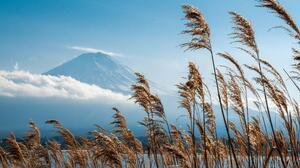 Earth Mount Fuji 5885x3925 Wallpaper