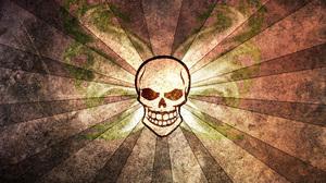 Dark Skull 1920x1200 Wallpaper