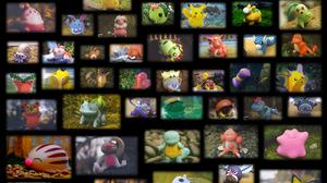Aron Pokemon Azumarill Pokemon Blissey Pokemon Bulbasaur Pokemon Caterpie Pokemon Chansey Pokemon Ch 1300x974 Wallpaper