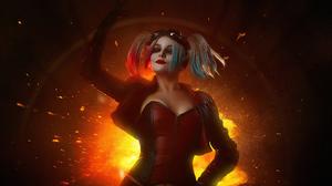 Injustice 2 Harley Quinn 4000x2668 Wallpaper
