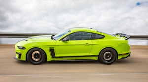 Car Ford Ford Mustang Green Car Muscle Car Vehicle 5114x3339 Wallpaper