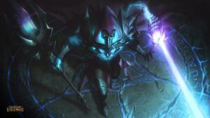 Viktor League Of Legends 1920x1080 Wallpaper