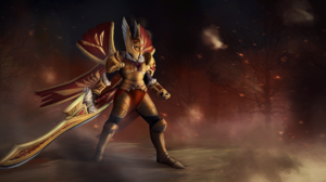 Video Game DotA 2 2048x1024 Wallpaper
