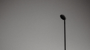 Fujifilm Monochrome Lamp Post Lamp 6240x4160 Wallpaper