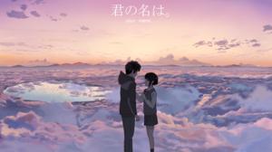 Mitsuha Miyamizu Taki Tachibana 3500x2000 Wallpaper