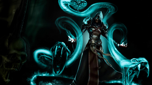 Dark Sorcerer 1920x1200 Wallpaper