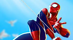 Marvel Comics Spider Man 2560x1440 wallpaper