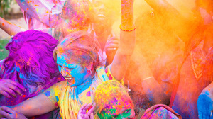 Colors Girl Woman People 3510x2340 Wallpaper