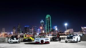 Bugatti Bugatti Chiron Car Lamborghini Lamborghini Aventador Luxury Car Mclaren 570s Porsche Porsche 2048x1359 wallpaper