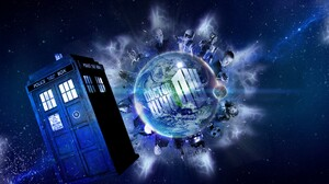 TV Show Doctor Who 1920x1200 wallpaper