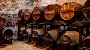 Man Made Barrel 4271x2847 wallpaper