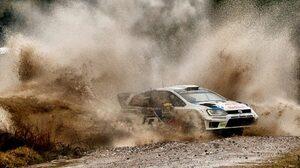 Racing Vehicle Wrc 2048x1365 Wallpaper