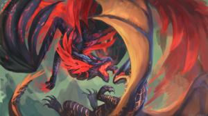 Dragon 4000x2283 wallpaper