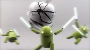 Android Operating System Apple Inc Lightsaber 2560x1645 Wallpaper