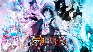 Crew Franky One Piece Monkey D Luffy Nami One Piece Nico Robin Pirate Roronoa Zoro Tony Tony Chopper 1680x1050 Wallpaper