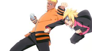 Boruto Uzumaki Naruto Uzumaki 2000x1310 wallpaper
