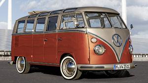 Concept Car Volkswagen E Bulli 1920x1080 Wallpaper