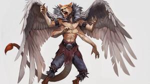 Wings 3500x2782 Wallpaper