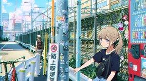 Anime Original 3546x2668 Wallpaper