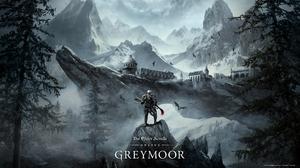 The Elder Scrolls Online The Elder Scrolls Online Greymoor RPG Video Games PC Gaming 2020 Year 3840x2160 Wallpaper