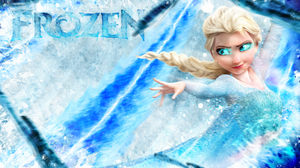 Elsa Frozen Frozen Movie Snow 1920x1080 Wallpaper