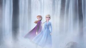 Anna Frozen Elsa Frozen Frozen 2 3240x2640 Wallpaper
