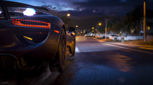 Forza Horizon 3 Forza Motorsport Porsche Porsche 918 Spyder 3840x2160 Wallpaper