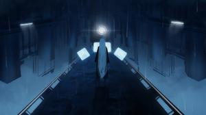 Dark Light Original Anime 2118x1080 Wallpaper