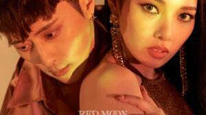 K A R D K Pop J Seph Somin Men Looking Away Women Looking At Viewer Women Indoors Makeup Indoors Men 1800x1200 Wallpaper