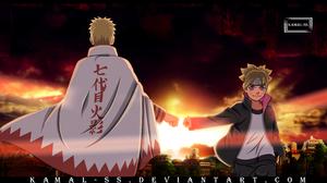 Boruto Uzumaki Boruto Naruto Next Generations Naruto Naruto Uzumaki 3000x1686 Wallpaper