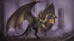 Fantasy Dragon 1920x1266 wallpaper