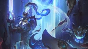 League Of Legends Xin Zhao League Of Legends 7680x4320 Wallpaper