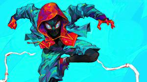 Spider Man Marvel Comics Miles Morales 3840x2160 Wallpaper