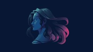 Dc Comics Minimalist Wonder Woman 3840x2160 Wallpaper
