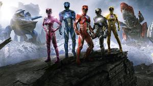 Power Rangers 12992x4252 wallpaper