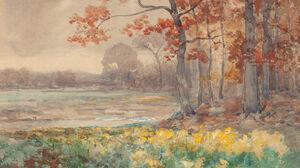 Artistic Landscape 3000x2100 wallpaper