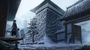 Giyuu Tomioka Shinobu Kochou 1920x1080 wallpaper