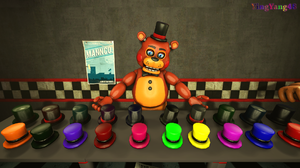 Video Game Five Nights At Freddy 039 S 2 1920x1080 wallpaper