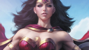 Dc Comics Diana Prince Wonder Woman 4000x3267 Wallpaper