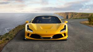 Ferrari Car Yellow Car Sport Car Supercar 4962x3507 Wallpaper