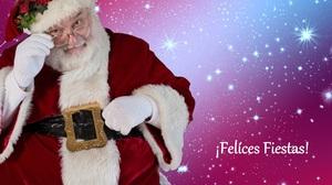 Christmas Santa 6000x3071 Wallpaper
