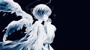 Anime Angel 2048x1526 Wallpaper