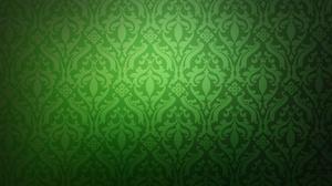 Abstract Green 2560x1440 wallpaper