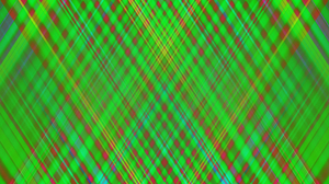 Abstract Colorful Digital Art Geometry Green Lines Plaid Shapes 1920x1080 Wallpaper