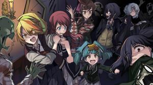 Zombieland Saga Anime Girls Zombies Zombie 2 Saki Nikaidou Zombie 4 Junko Konno Zombie 6 Lily Hoshik 5319x3328 Wallpaper