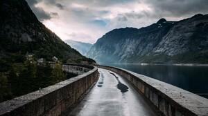 Fjord Norway 2560x1600 Wallpaper