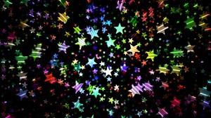 Artistic Colorful Colors Digital Art Star 6000x4000 Wallpaper